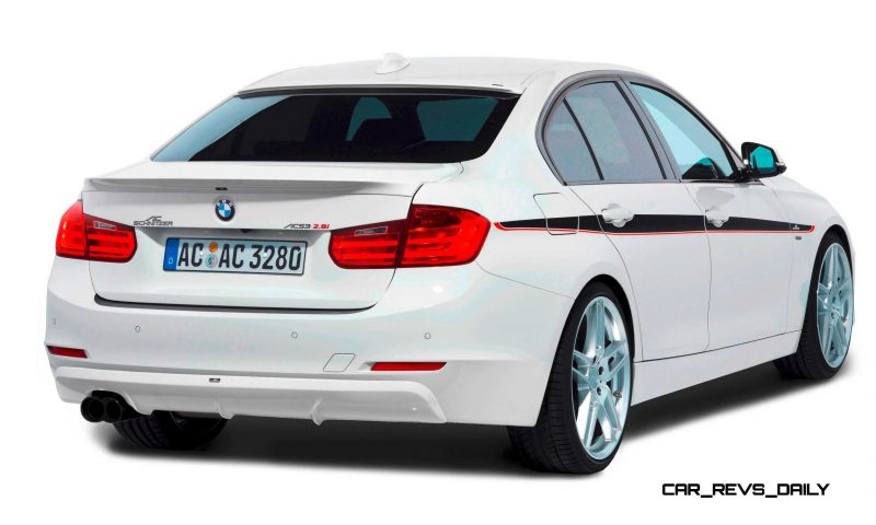 AC Schnitzer Upgrades Gallery for BMW 3 series F30  3