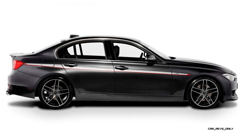 AC Schnitzer Upgrades Gallery for BMW 3 series F30 35