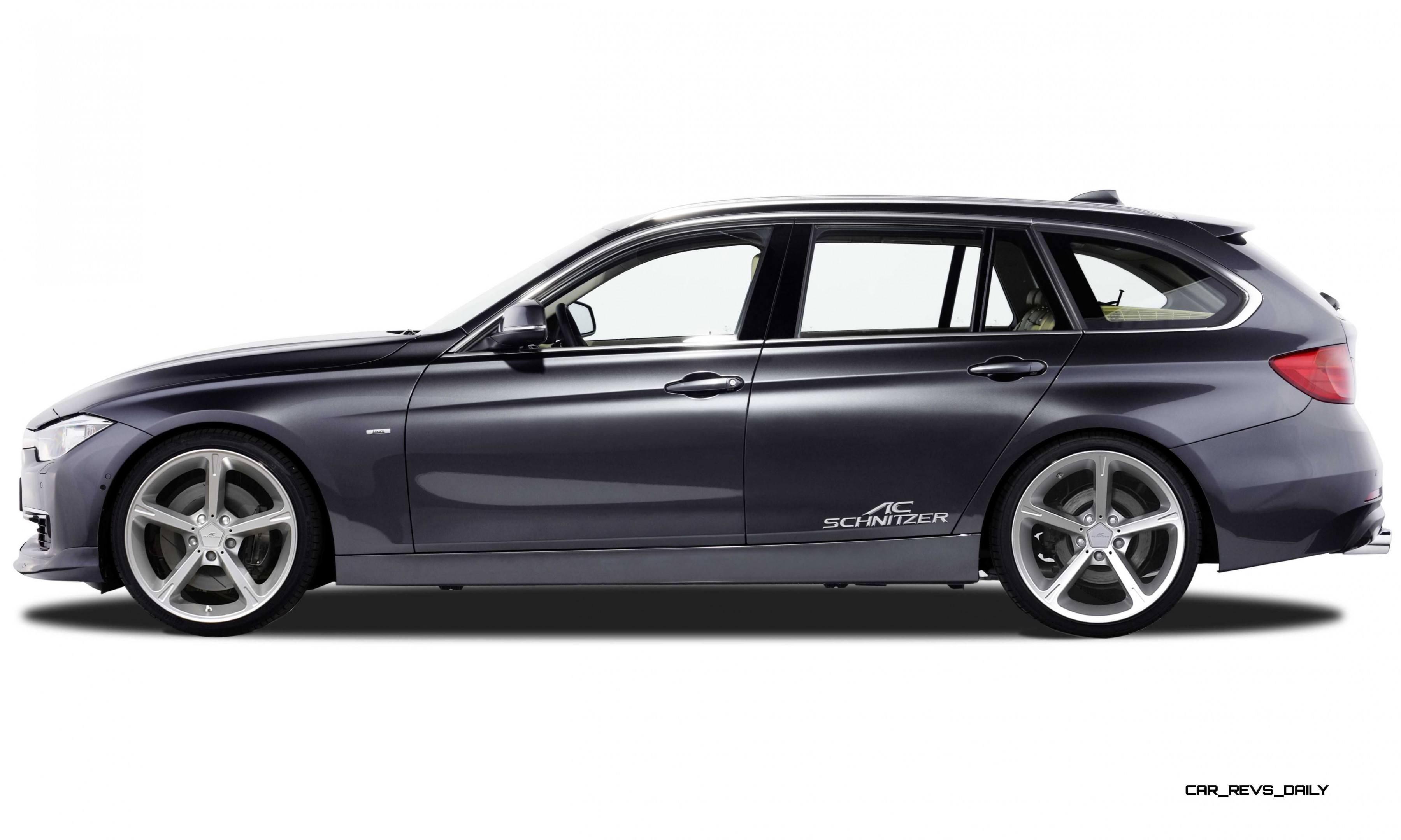 AC Schnitzer Upgrades Gallery For BMW 3 Series F30 37