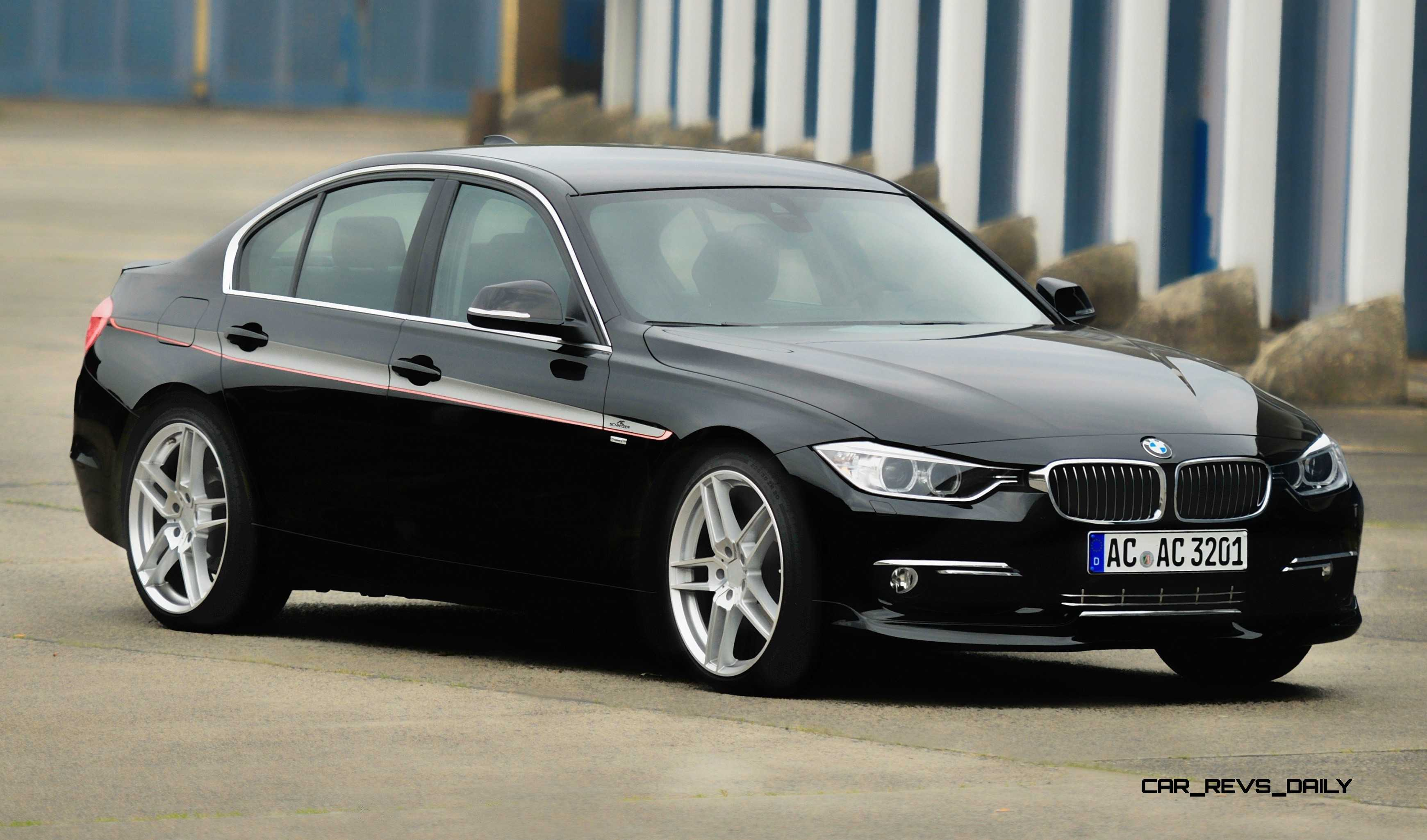 AC Schnitzer Upgrades Gallery For BMW Series F - Bmw 3 series f30