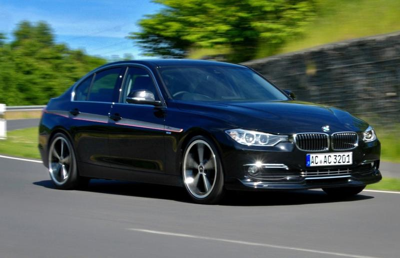 AC Schnitzer Upgrades Gallery for BMW 3 series F30 43