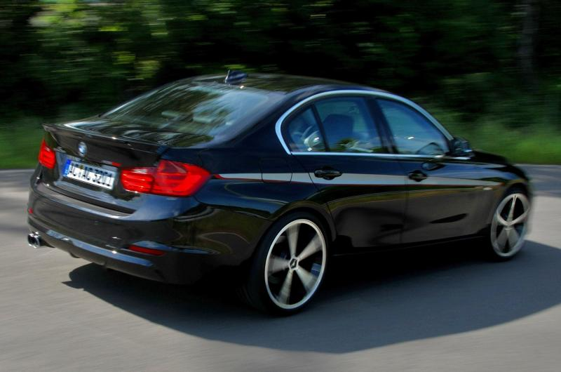 AC Schnitzer Upgrades Gallery for BMW 3 series F30 44