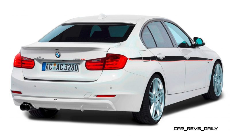 AC Schnitzer Upgrades Gallery for BMW 3 series F30 4