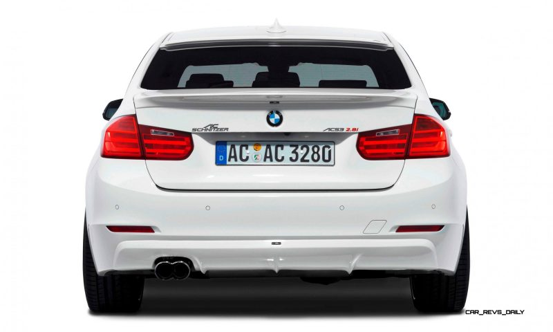 AC Schnitzer Upgrades Gallery for BMW 3 series F30  5