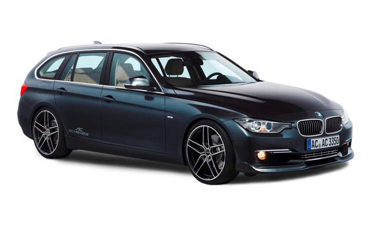 AC Schnitzer Upgrades Gallery for BMW 3 series F30  8
