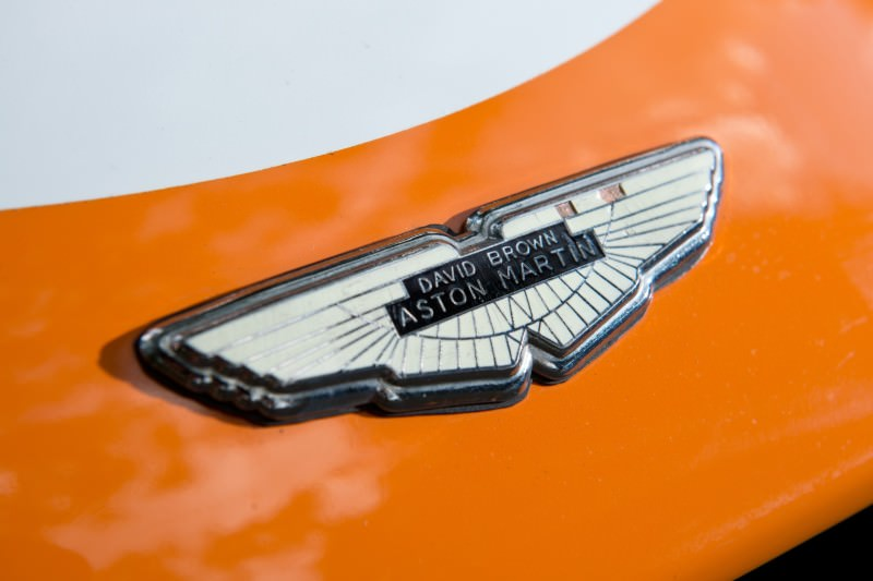 Aston MArtin DB3S 6