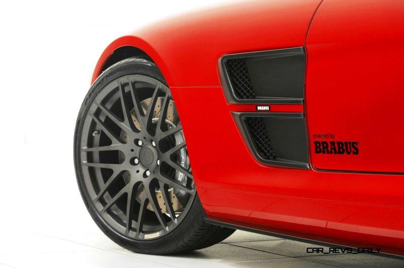 BRABUS AMG SLS 10