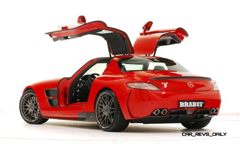 BRABUS AMG SLS 12