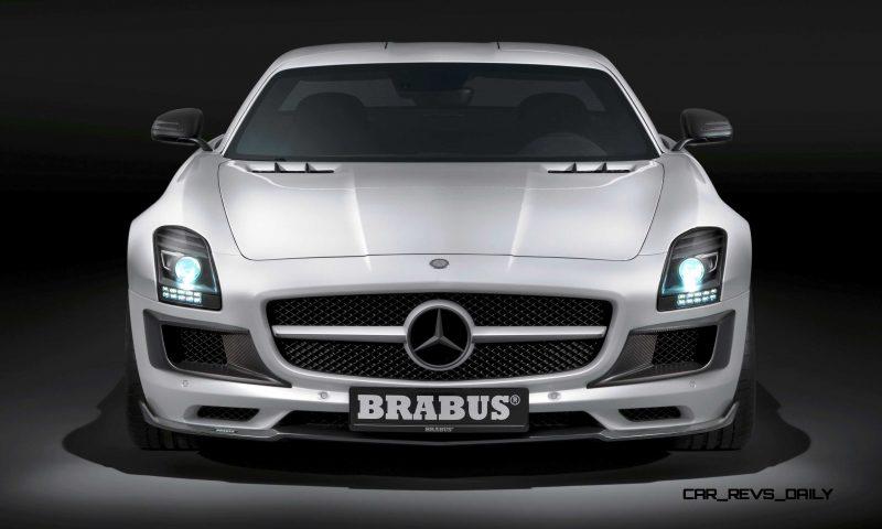 BRABUS AMG SLS 28