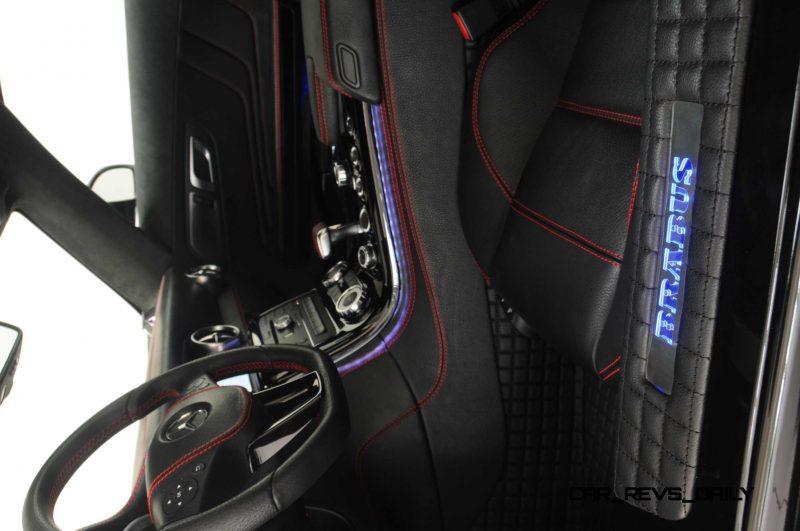 BRABUS AMG SLS 3