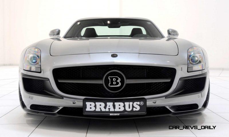 BRABUS AMG SLS 38