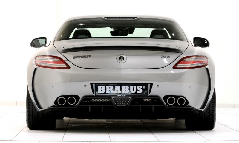 BRABUS AMG SLS 40