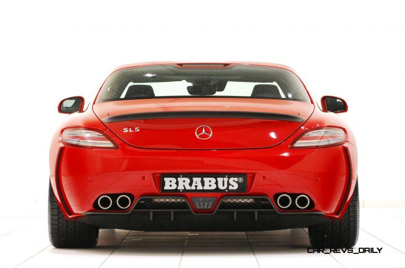 BRABUS AMG SLS 9