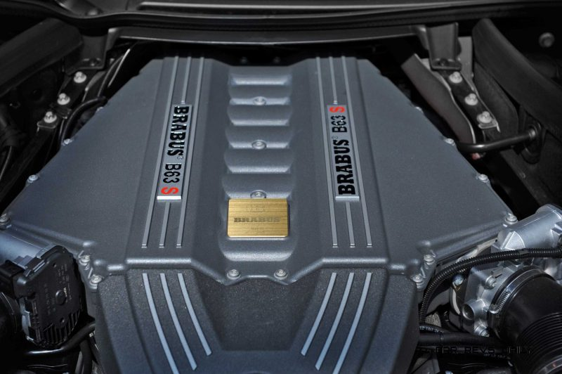 BRABUS AMG SLS Roadster 10