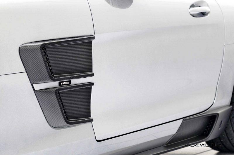 BRABUS AMG SLS Roadster 15