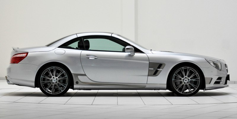 BRABUS Mercedes-Benz SL550 R231 10