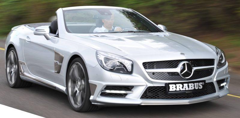 BRABUS Mercedes-Benz SL550 R231 13