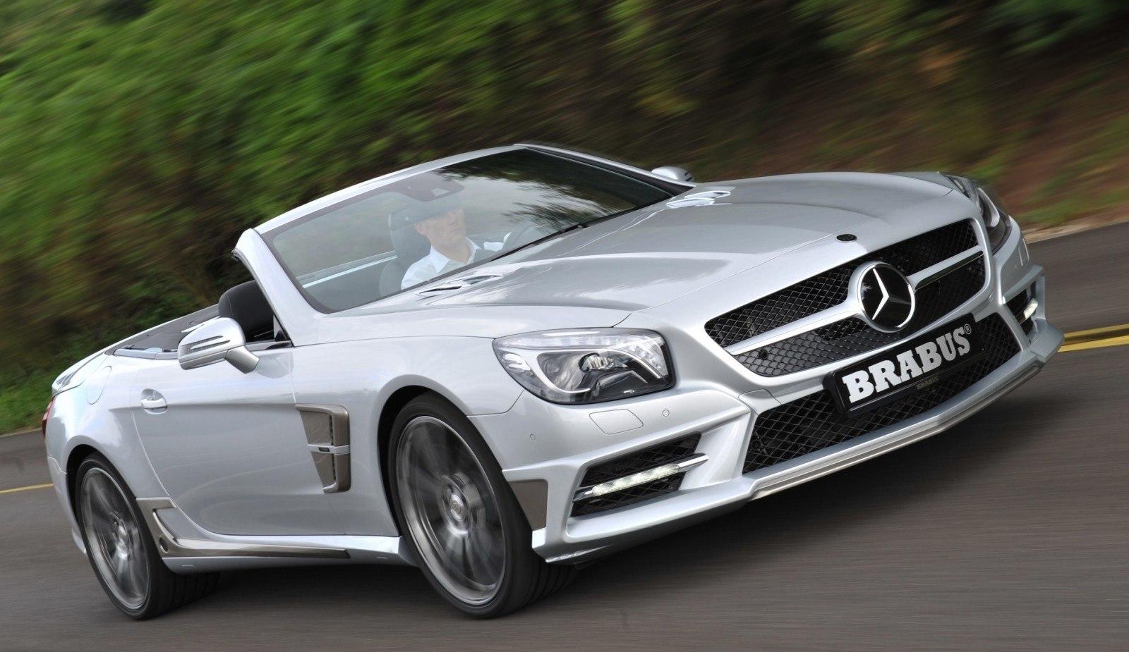 BRABUS Mercedes-Benz SL550 R231 14