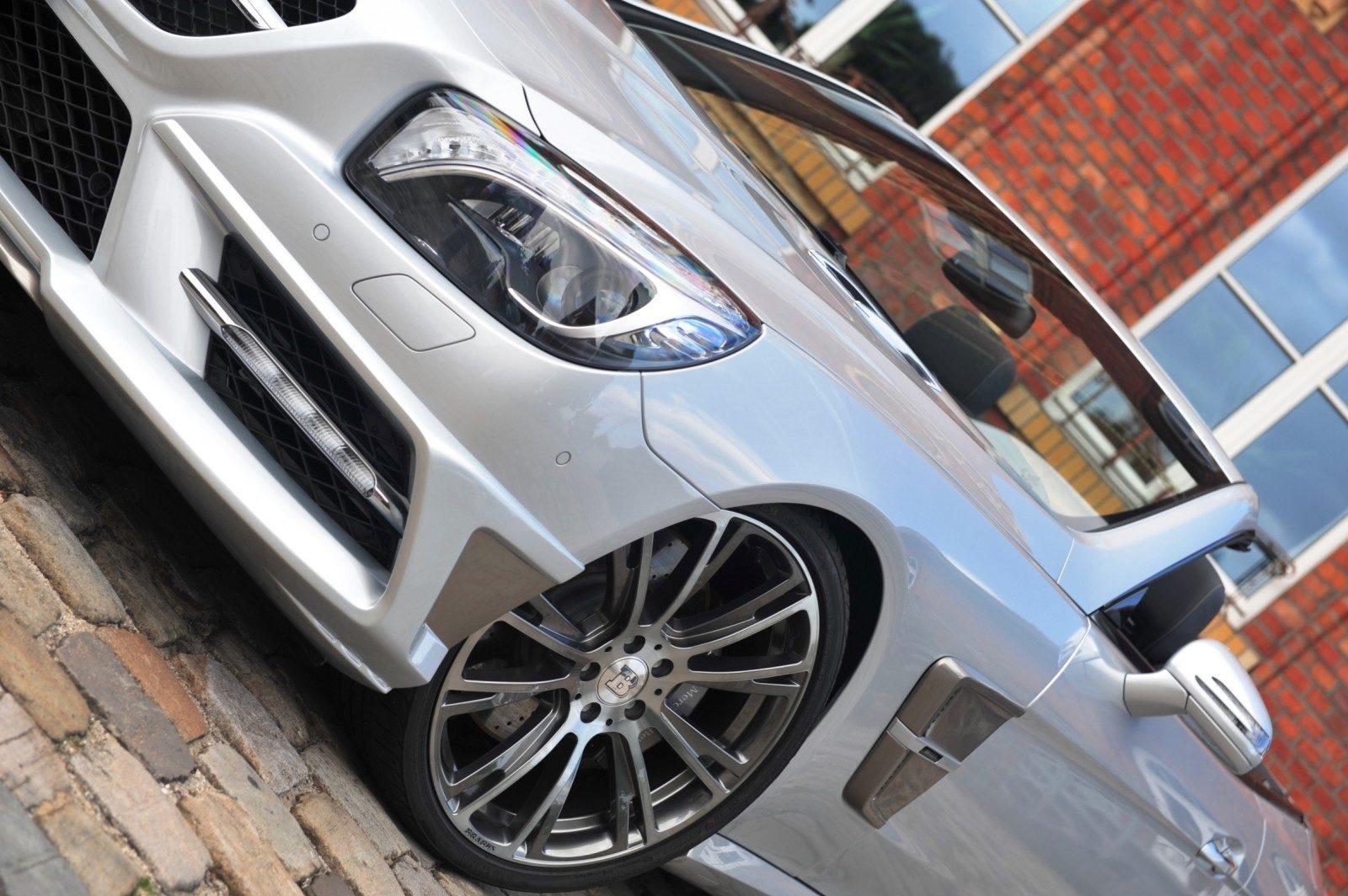 BRABUS Mercedes-Benz SL550 R231 17