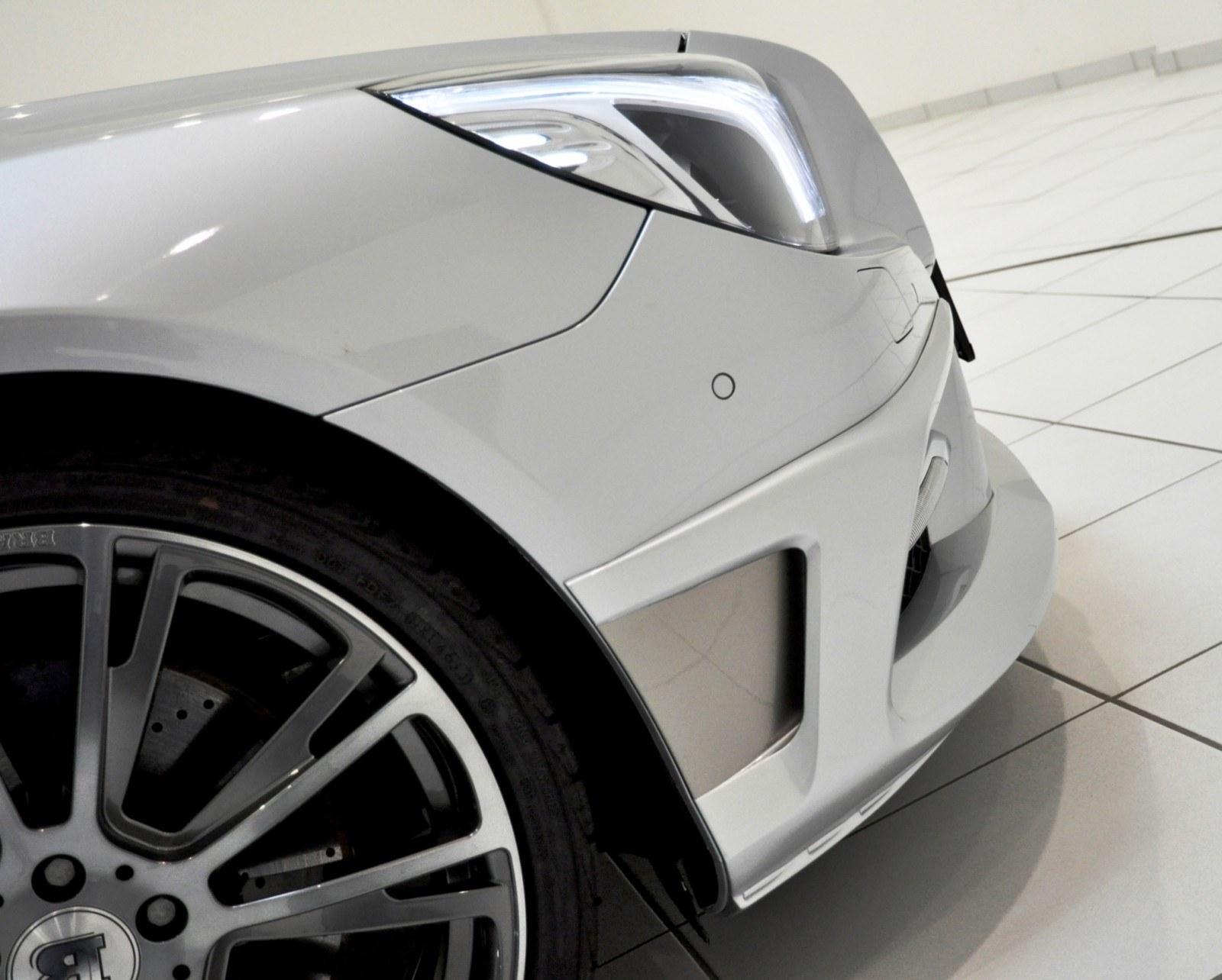 BRABUS Mercedes-Benz SL550 R231 18