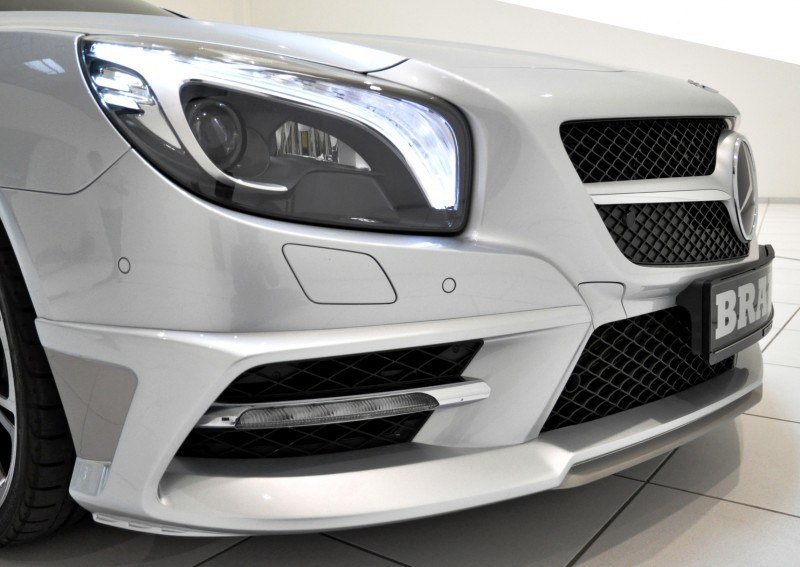 BRABUS Mercedes-Benz SL550 R231 19