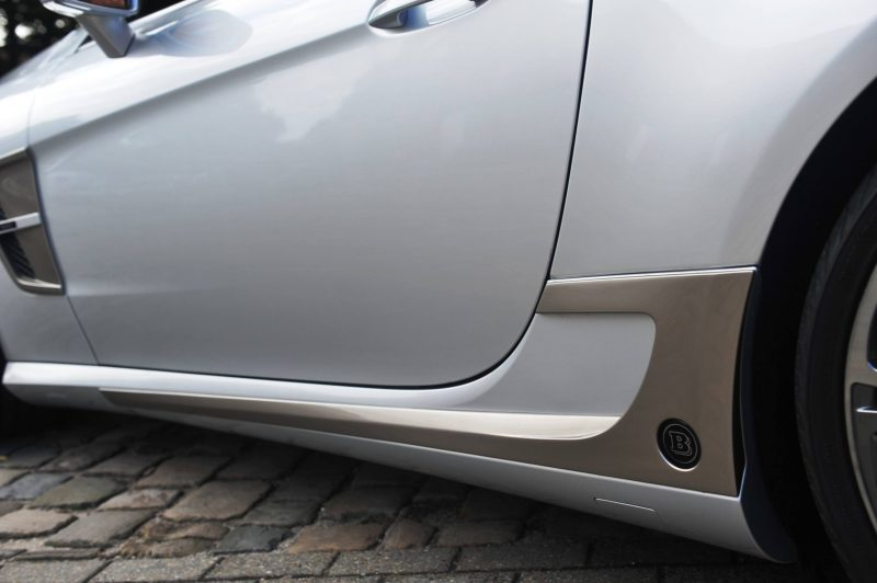 BRABUS Mercedes-Benz SL550 R231 24