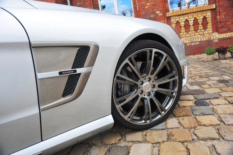 BRABUS Mercedes-Benz SL550 R231 26