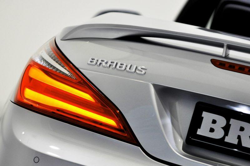 BRABUS Mercedes-Benz SL550 R231 31