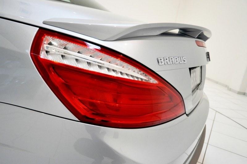 BRABUS Mercedes-Benz SL550 R231 32