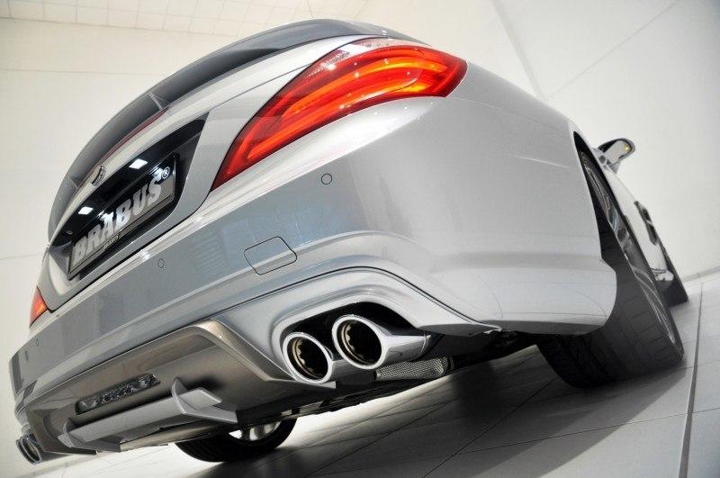 BRABUS Mercedes-Benz SL550 R231 33