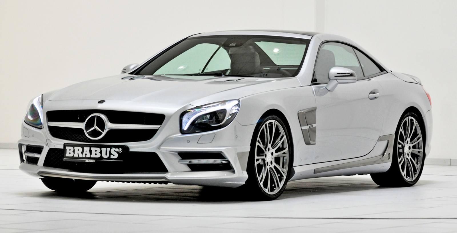 BRABUS Mercedes-Benz SL550 R231 38