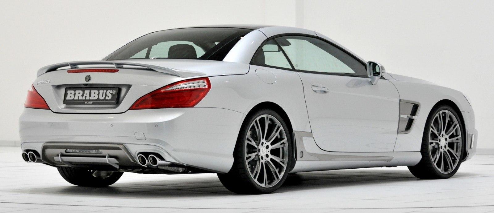 BRABUS Mercedes-Benz SL550 R231 39