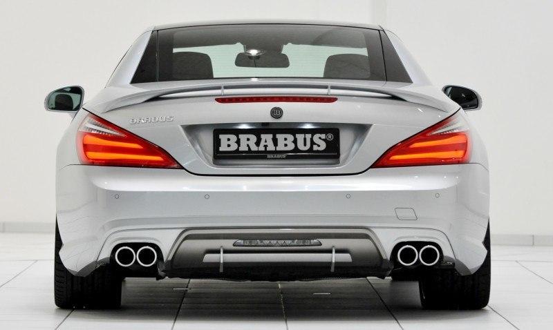 BRABUS Mercedes-Benz SL550 R231 41