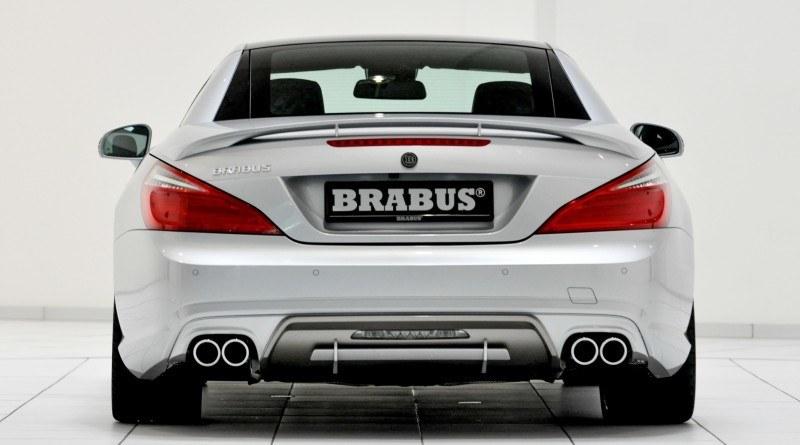 BRABUS Mercedes-Benz SL550 R231 42