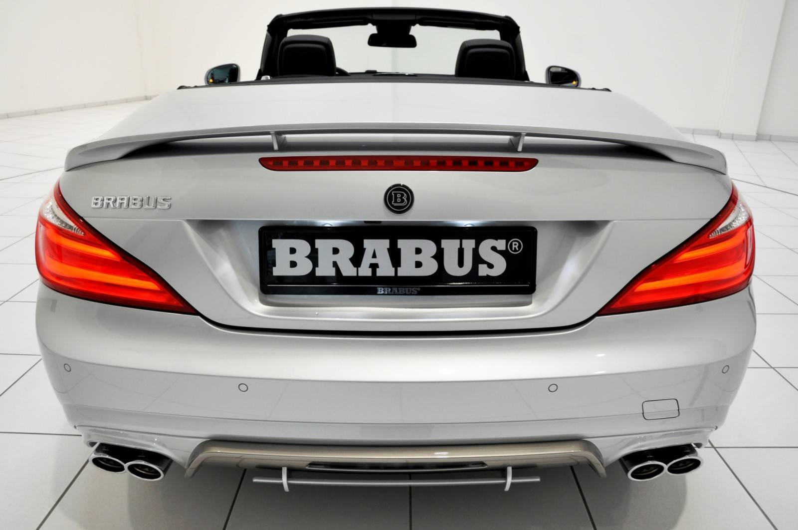 BRABUS Mercedes-Benz SL550 R231 43