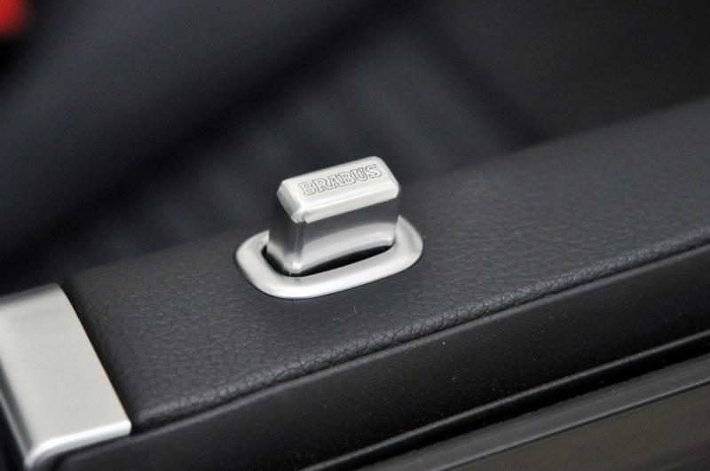 BRABUS Mercedes-Benz SL550 R231 44