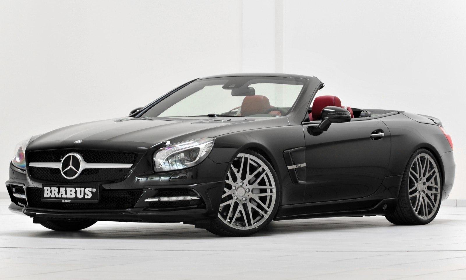 BRABUS Mercedes-Benz SL550 R231 47