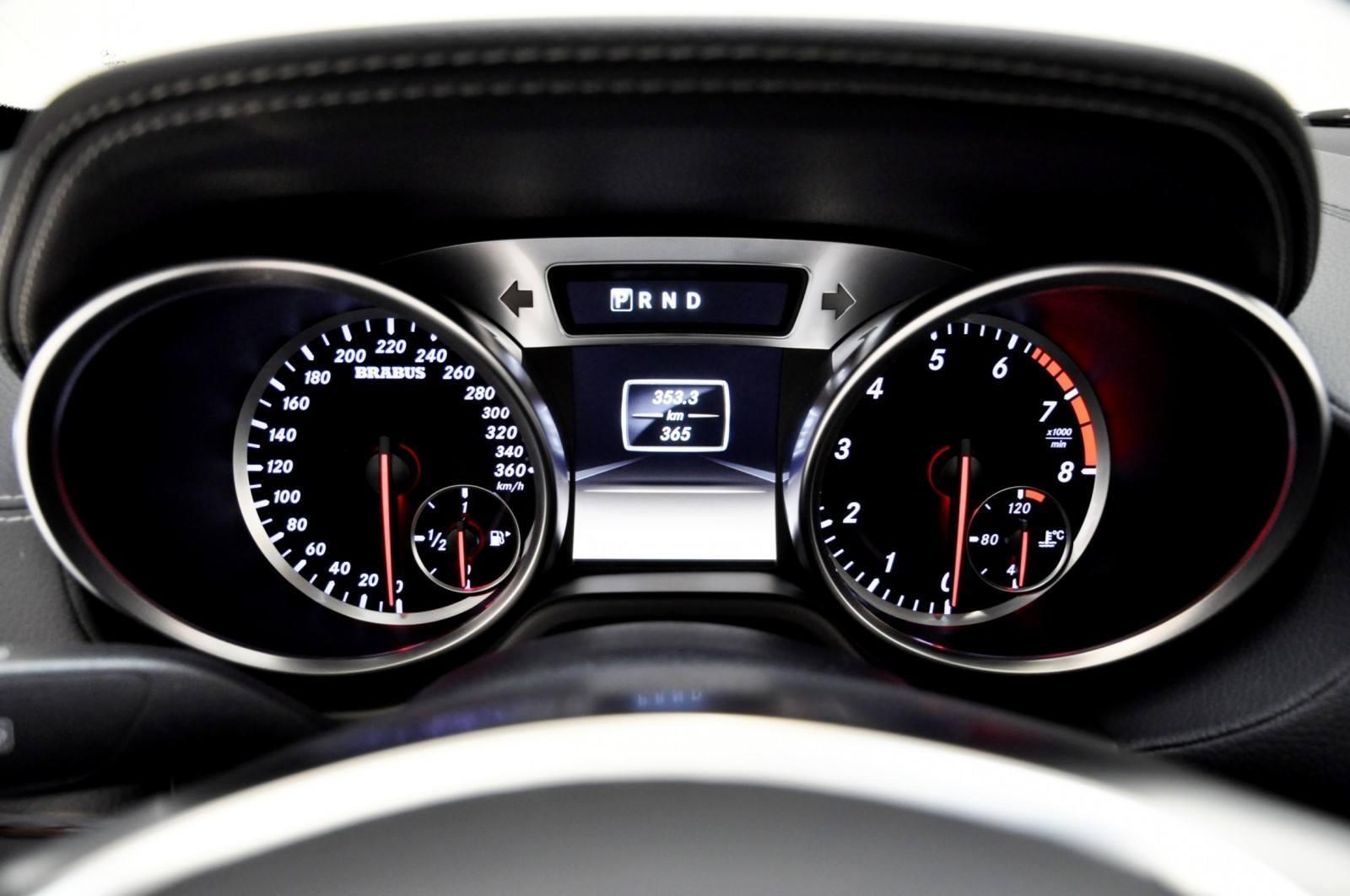 BRABUS Mercedes-Benz SL550 R231 5