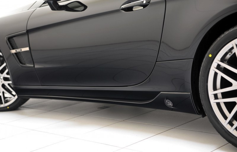 BRABUS Mercedes-Benz SL550 R231 51