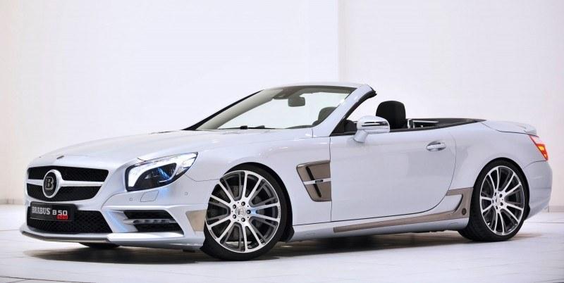 BRABUS Mercedes-Benz SL550 R231 55