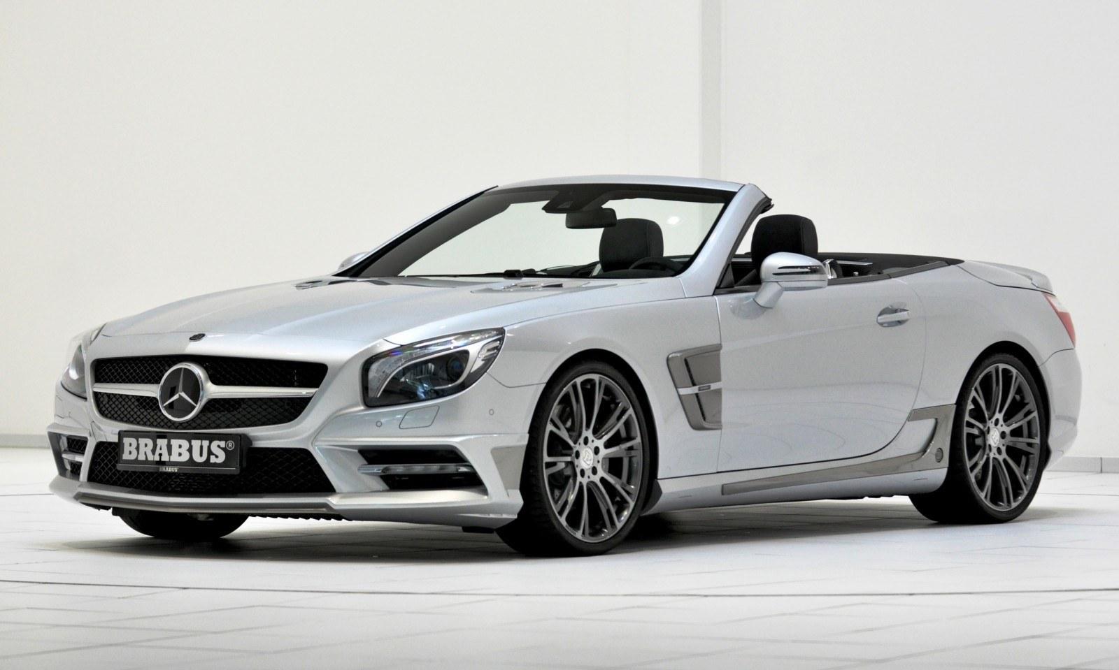 BRABUS Mercedes-Benz SL550 R231 7