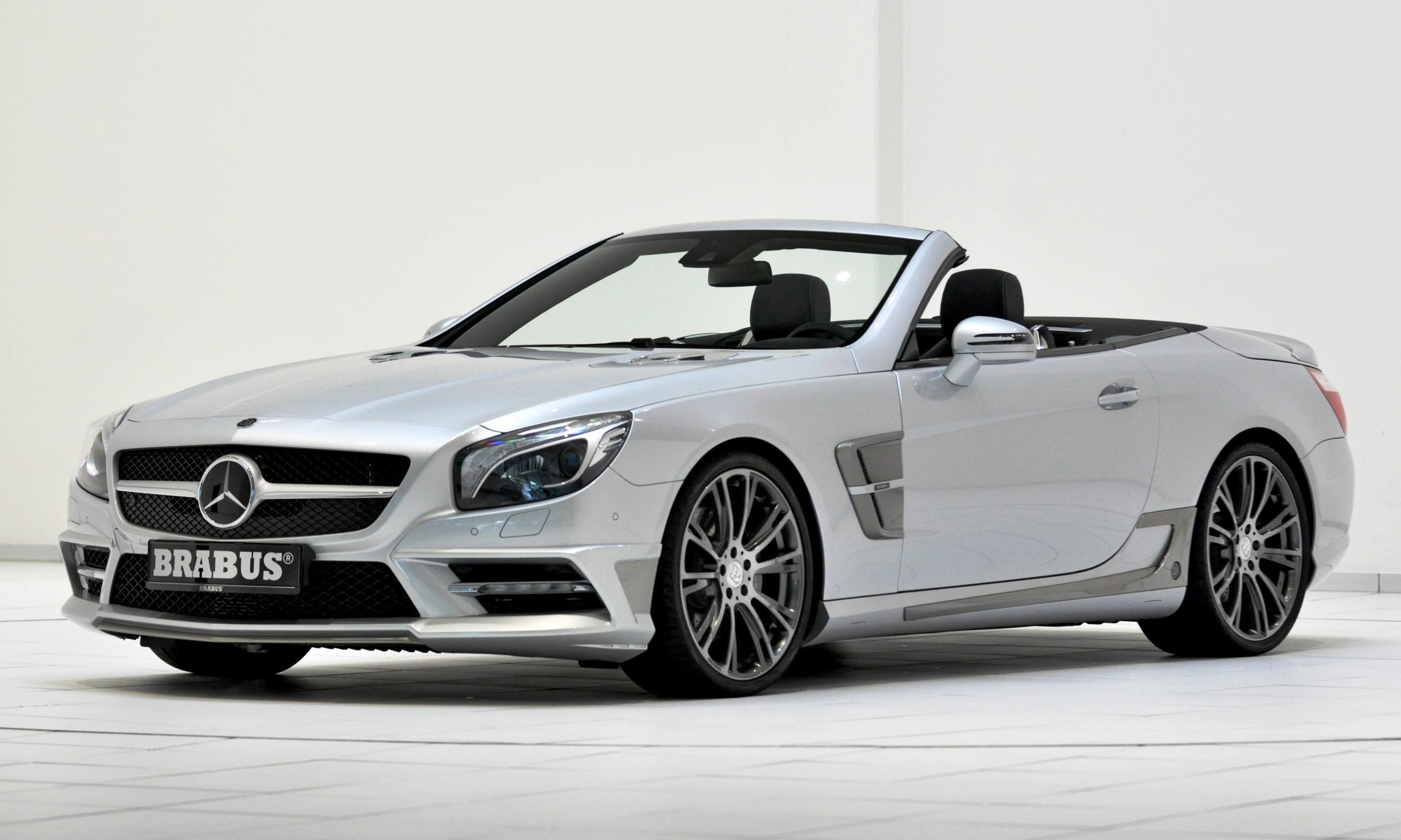 Brabus mercedes benz sl550 for Mercedes benz sl550 for sale