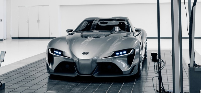 Best of 2014 Awards - Toyota FT-1 Concept 11
