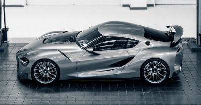 Best of 2014 Awards - Toyota FT-1 Concept 12