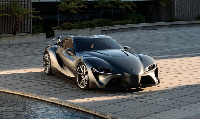 Best of 2014 Awards - Toyota FT-1 Concept 17