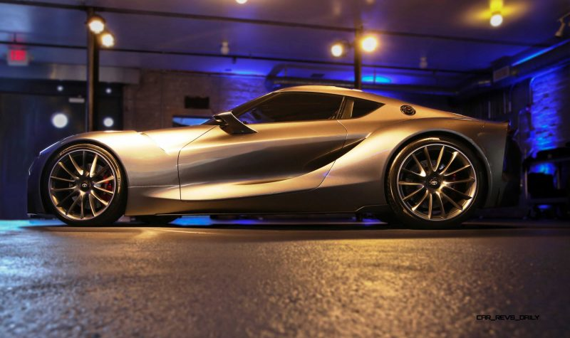 Best of 2014 Awards - Toyota FT-1 Concept 2