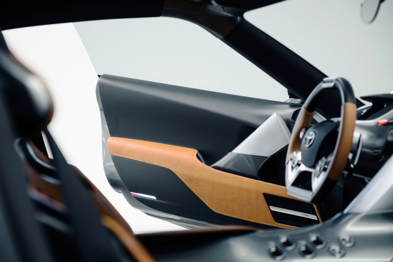 Best of 2014 Awards - Toyota FT-1 Concept 25
