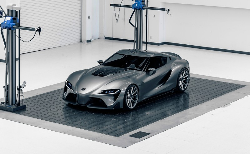 Best of 2014 Awards - Toyota FT-1 Concept 31