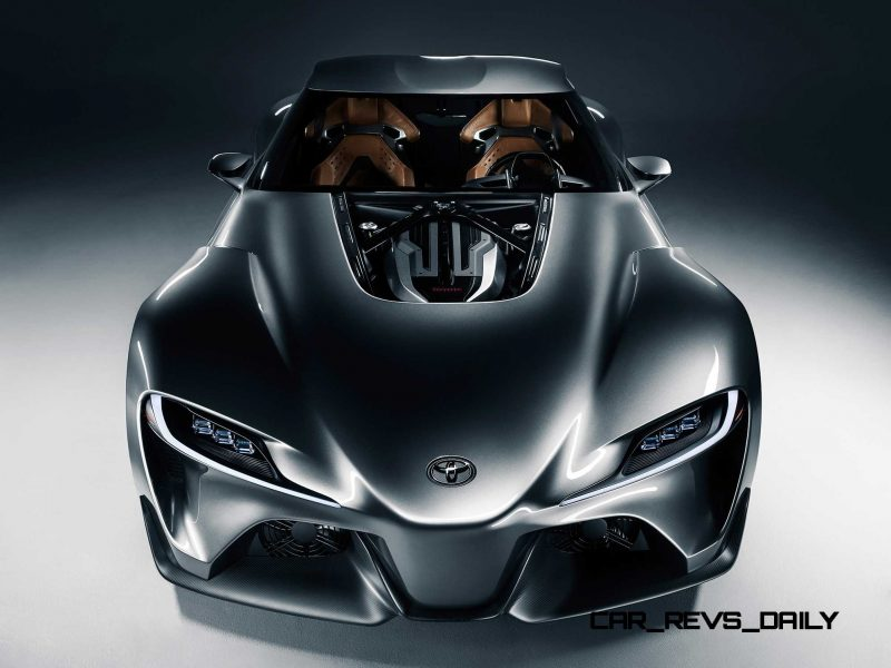 Best of 2014 Awards - Toyota FT-1 Concept 33