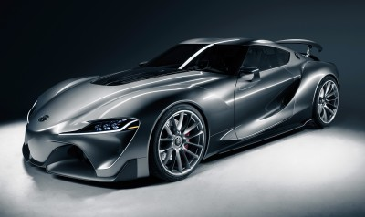 Best of 2014 Awards - Toyota FT-1 Concept 34